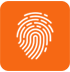 Biometric Access Icon