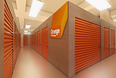 Why Orange Self-Storage?